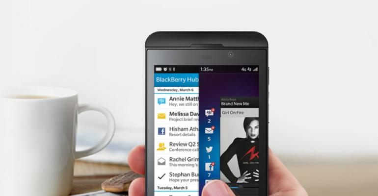 BlackBerry Announces $1 Billion Write-Down, Cuts 4,500 Jobs