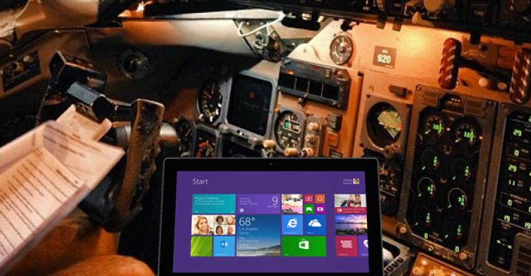 Delta to Distribute Surface 2 to Pilots