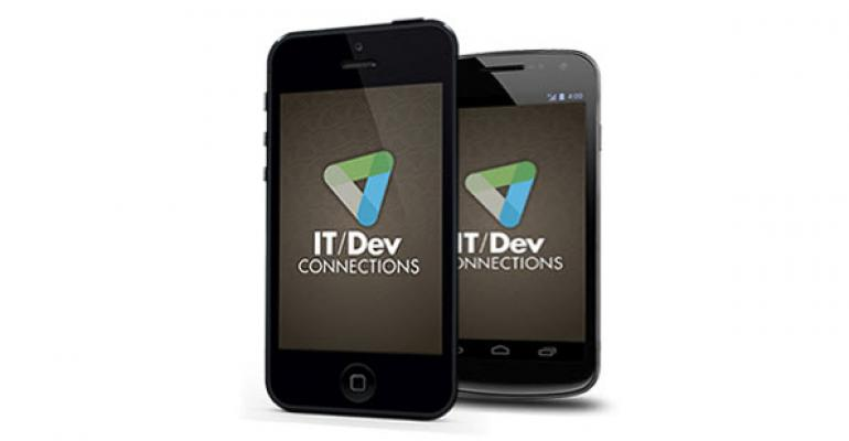 IT/Dev Connections Mobile App Released!