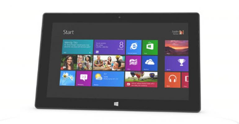 Refurbished Surface RT's Hit the Microsoft Store Starting at $299