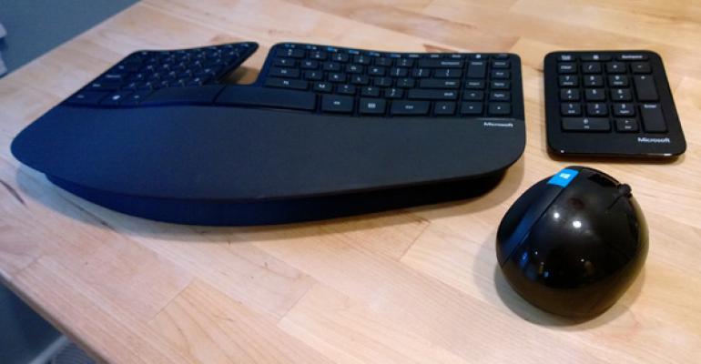 Microsoft Sculpt Ergonomic Desktop Review | IT Pro