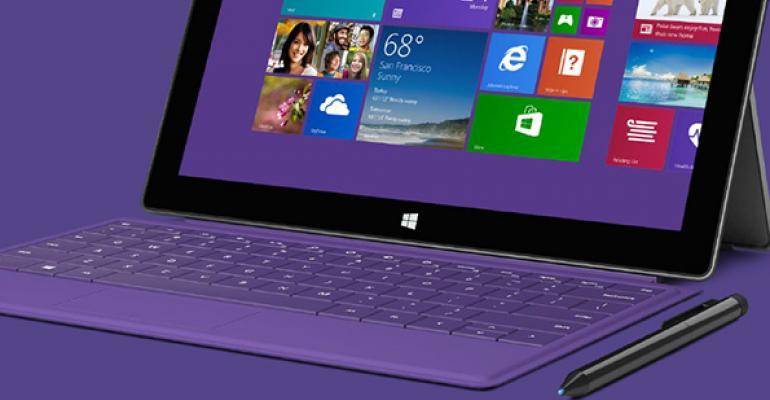 Surface Pro 2 - Visually