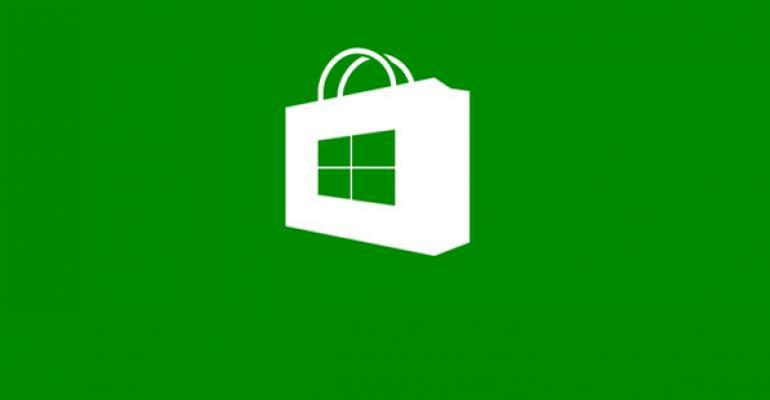 Microsoft Dramatically Raises Limit on Windows 8.x/RT App Installs