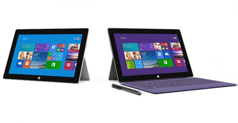 Surface 2 by the Numbers