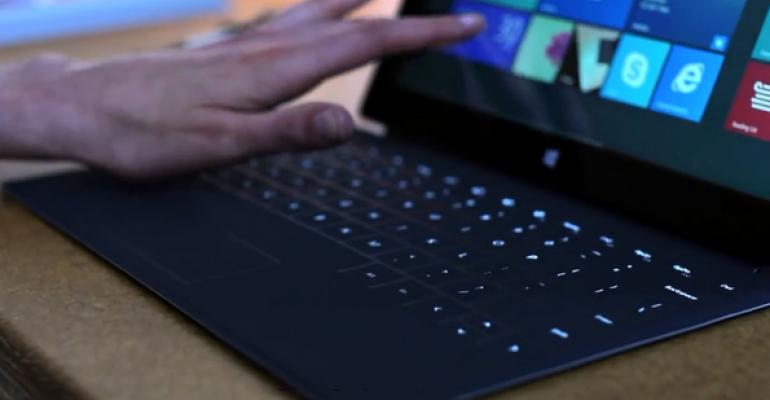 New Promotional Videos Explain Surface 2 Tablets