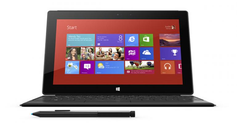 Thinking About Surface 2