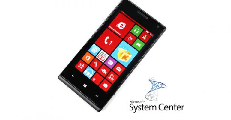 Sift Through Configuration Manager Logs on Windows Phone
