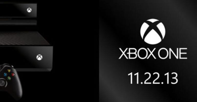 Xbox One Launch: November 22, 2013