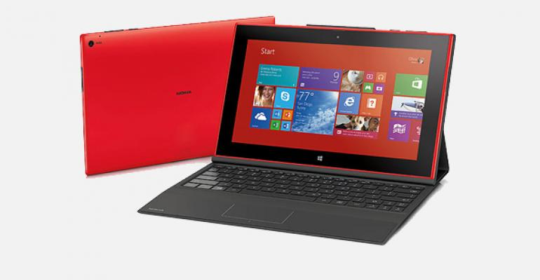 Nokia Lumia 2520 Preview
