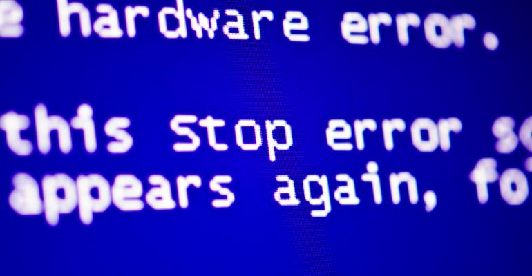 One to Watch Out for: A Stopped Print Spooler Service Crashes Windows Server 2012 R2's Server Manager