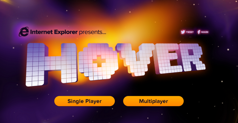 Microsoft Brings Back Classic PC Game Hover on the Web