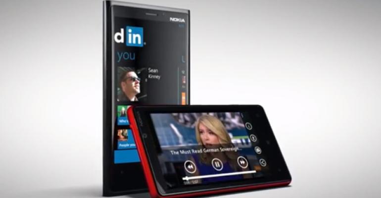 Windows Phone 8 Update 3: Screen Rotation Lock