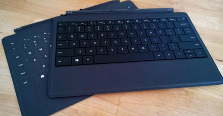 Microsoft Surface 2 Accessories: First Impressions and Photos