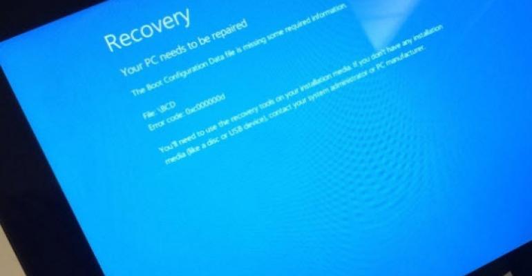 It's Back: Windows 8.1 Upgrade for Windows RT