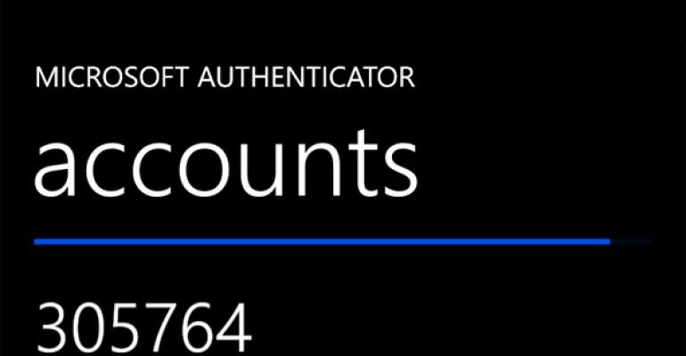 Tip: Use Microsoft's Authenticator App to Protect Multiple Accounts