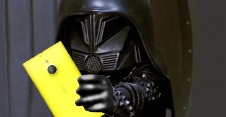Nokia Lumia 1520: First Impressions