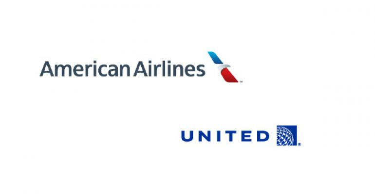 United Airlines and American Airlines Also Catch the Gate-to-Gate Trend