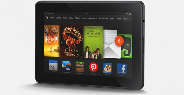 Amazon Kindle Fire HDX Review