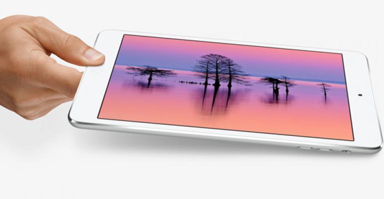 Apple Quietly Launches iPad Mini with Retina Display