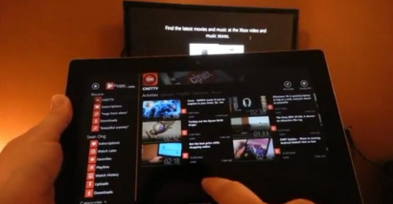 Using a Microsoft Surface 2 in Real Life