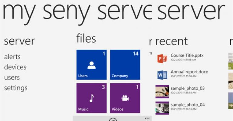 Windows 8's My Server App Gets a Windows Phone Counterpart