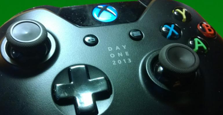 Xbox One: Controller Matters