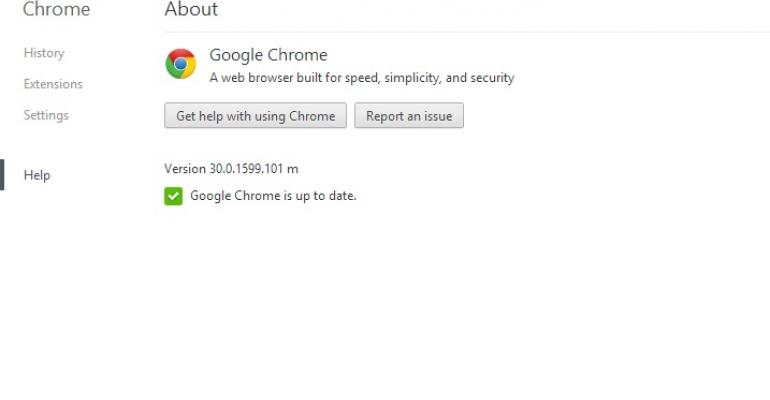 Google Chrome and corporate Windows IT environments