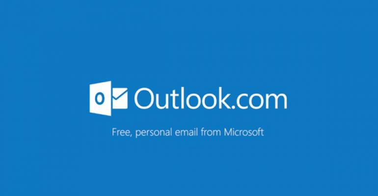 Microsoft Makes It Easier to Switch from Gmail to Outlook.com