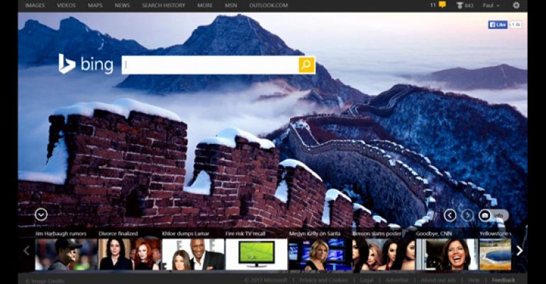 Xbox One: Internet Explorer