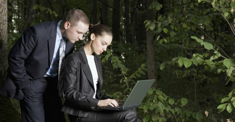 BlackBerry: If You Send an Email in the Forest, Does Anyone Hear It?
