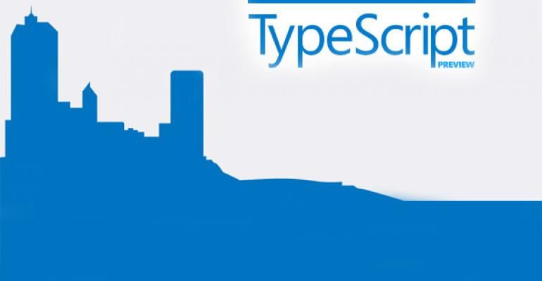Is TypeScript ready for prime time Image Credit Microsoft