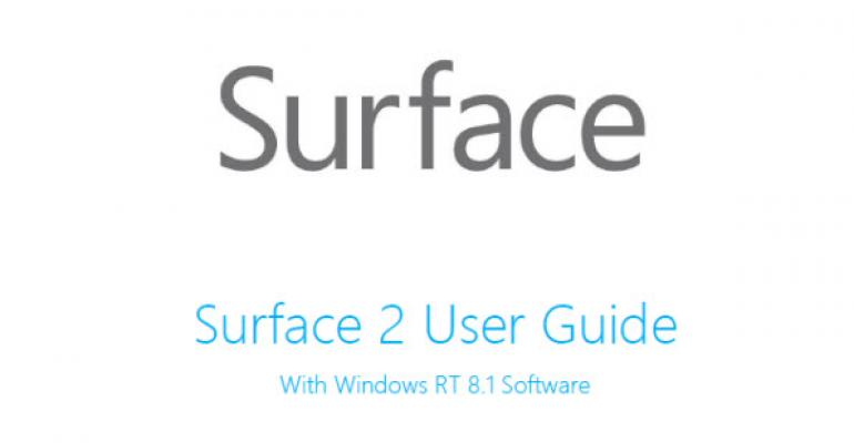 New Surface Owner? Grab the User Guides