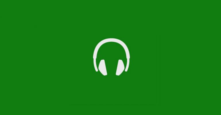 Xbox Music for Windows Phone 8