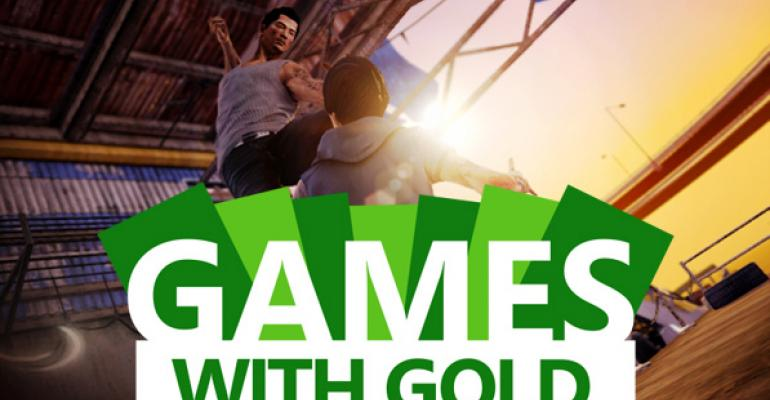 Games with Gold: January 2014