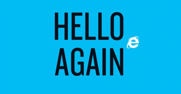 Rethink IE: The Wonderful World of Internet Explorer