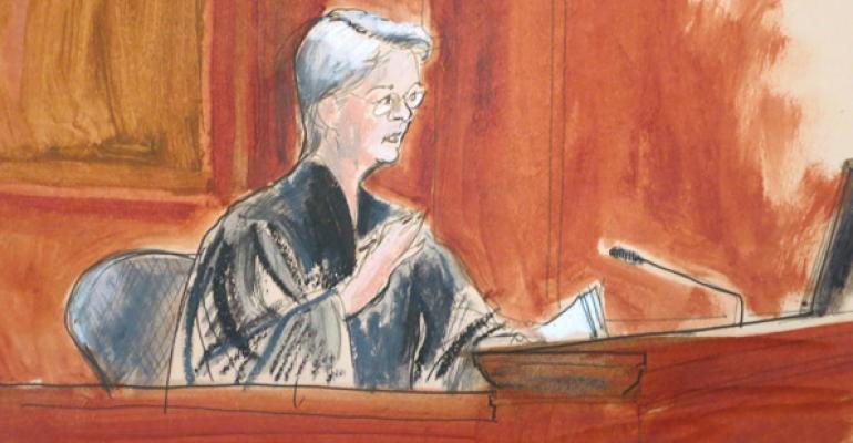 US District Judge Denise Cote
