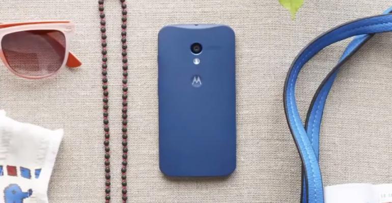 Lenovo to Purchase Motorola Mobility from Google