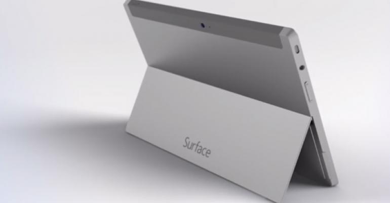 Microsoft Issues Surface 2 BitLocker Fix