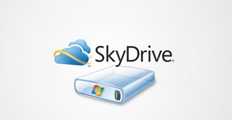 The SkyDrive Self Help Tool