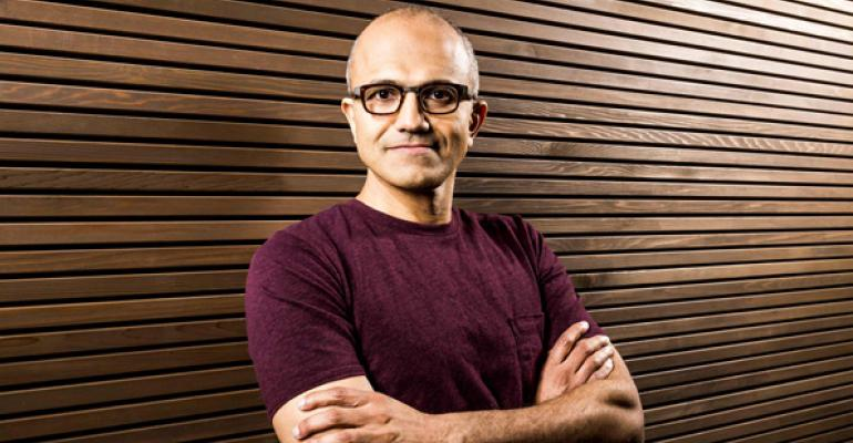 It's Official: Microsoft Names Satya Nadella as CEO