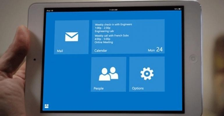 Details Emerge About Office for iPad
