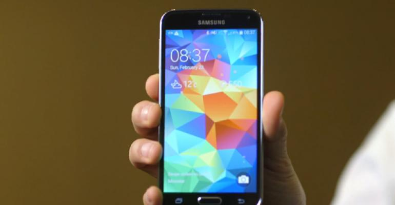 Samsung Galaxy S5 Preview