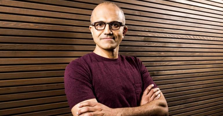 Microsofts new CEO Satya Nadella is a great choice for the dev community