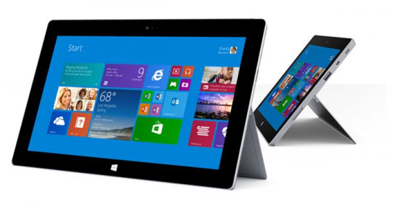 Surface 2 with LTE on Sale Today