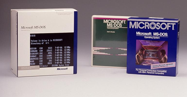Microsoft Releases Source Code for Early MS-DOS and Word Versions