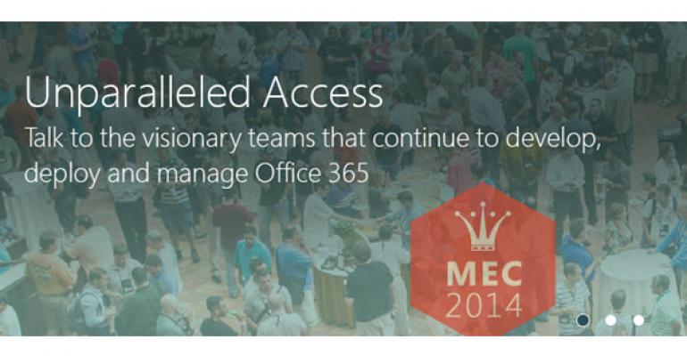 MEC Keynote Unveils New Office 365 Features: Clutter, Collaboration, and Android Support