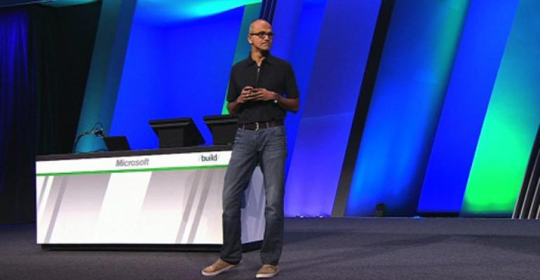 Microsoft Announces More Internal Changes