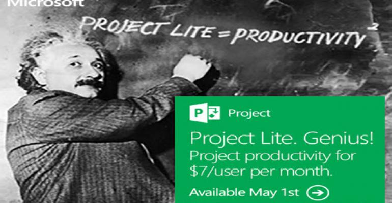 Microsoft Announces Project Lite, Cloud-based Productivity for Team Members
