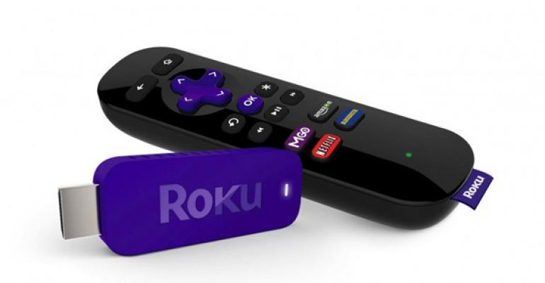 Roku Streaming Stick Preview