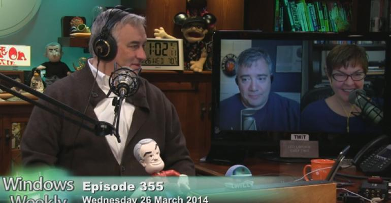 Windows Weekly 355: Take It and Run